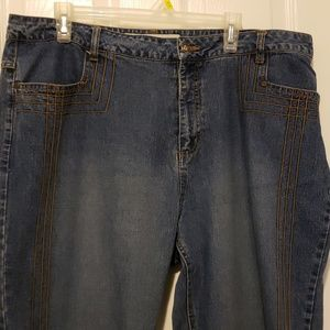 Vintage Faded Glory Jeans size 22 W